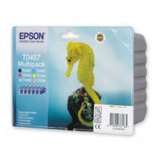 Набор картриджей Epson EPT04874010 6 цветов в Екатеринбурге