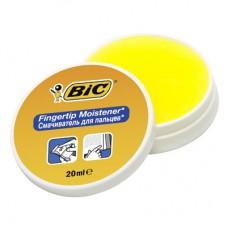 Смачиватель для пальцев BIC гелевый 20мл.