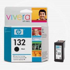 Картридж струйный HP 132 Inkjet Print для DJ5443/PSC2573 C9362HE черный в Екатеринбурге
