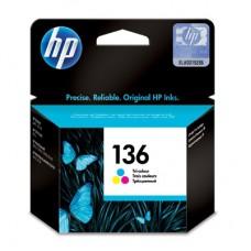 Картридж HP 136 C9361HE (цветной)
