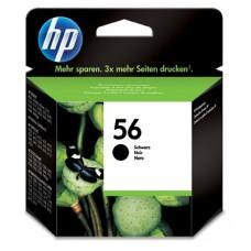 Картридж HP C6656A black (черный)