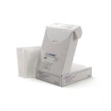 Пакет для сопроводительных документов DocuFIX (прозрачный полиэстер, 240x160+15 мм, стрип, 250 штук)