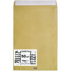 Пакет Крафт E4 300х400 стрип Multipac (100 г/кв.м,50шт/уп)