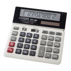 Калькулятор Citizen SDC-368 12-разрядный, 152*152мм