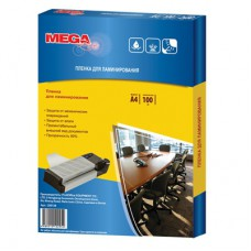 Плёнка для ламинирования ProMEGA Office А4 75мкм