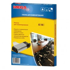 Плёнка для ламинирования ProMEGA Office А3 100мкм