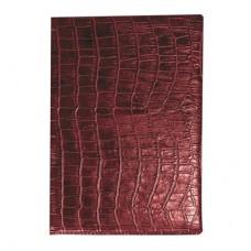 Алфавитная книжка Attache  А6, 85х130 мм, 56 л. кожзам, бордо в Екатеринбурге