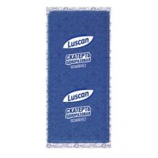 Скатерть одноразовая Luscan синяя,110x140.