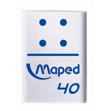 Ластик MAPED DOMINO 40 средний
