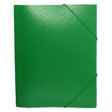 Папка на резинке Attache А4 пластиковая плотная (0.6 мм, до 200 листов)