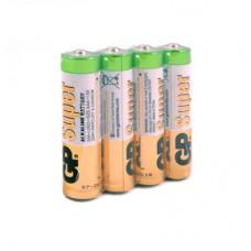 Батарейка GP Super ААA/LR03 мизинчиковая (цена 1штуки)