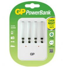 Зарядное устройство GP PB420GS для 4-х аккумуляторов АА/ААА