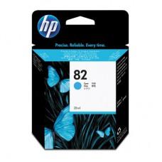 Картридж HP DJ С4911А ( cyan) синий