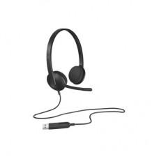 Гарнитура Logitech Headset H340 в Екатеринбурге