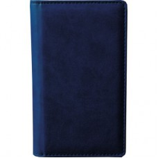 Визитница Attache Сиам на 96 визиток синяя