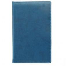 Визитница Attache Вива искусственная кожа на 72 визитки синяя