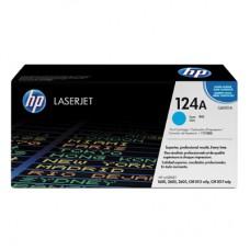 Тонер-картридж HP Q6001A голубой LaserJet 2600 series