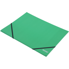 Папка на резинке PROFF Next 0.5 мм. зеленая