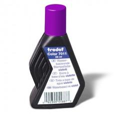 Штемпельная краска Trodat 28 мл.водная основа,фиолетовая в Екатеринбурге