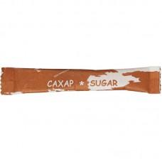 Сахар порционный тростниковый Материк в стиках (200 штук по 5 г.)