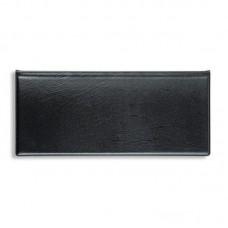 Визитница Koh-i-noor 220*250 мм 112 карточек,черная