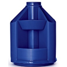 Подставка для ручек Стамм вращ. MiniDesk синяя