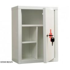 Аптечка для предприятий P-АМ метал. 300х160х380 мм, ключевой замок