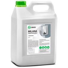 Жидкое мыло Grass MILANA жемчужное (крем) 5л.