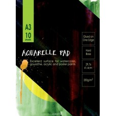 Альбом для рисования акварелью Kroyter А3 10 л.