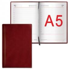 Ежедневник недатированный BRAUBERG 138х213 мм.160л.ассорти (2шт/уп)