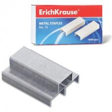 Скобы для степлера № 10 Erich Krause