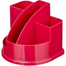 Подставка для ручек Стамм Авангард  розовая
