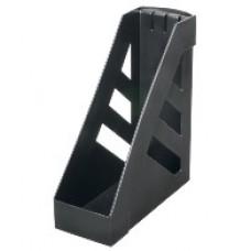 """Лоток вертикальный """"Стамм"""" Ультра 10 см. черный"""