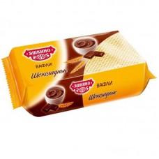 Вафли Яшкино шоколадные 200 г.