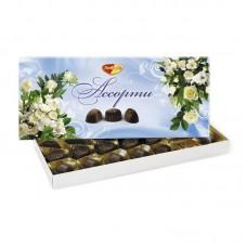Конфеты шоколадные Ассорти 220 г.