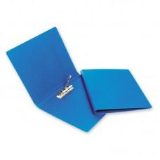 Папка с боковым зажимом Bantex А4 1.9 мм синяя (до 100 листов)