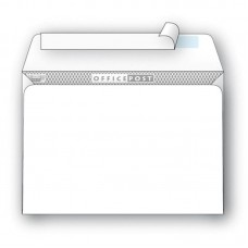 Конверт  С5 162*229 силикон без подсказа