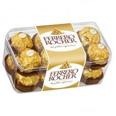 Конфеты шоколадные Ferrero Rocher с лесным орехом 200 г