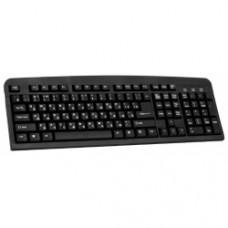 Клавиатура DF Element HB-520 PS/2 (черная) (45520)