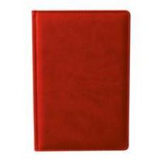 Ежедневник недатированный Attache Сиам А5 176 л. красный (143x210 мм)