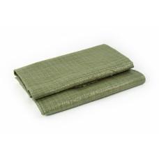 Мешки плотные зеленые 55*95 (100шт/уп)