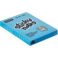 Блок стикеров Attache Selection 76x51 мм голубые Неон (100 листов)