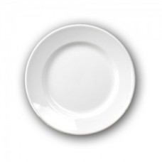 Тарелка мелкая белая,фарфор 175 мл. в Екатеринбурге