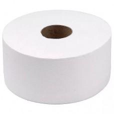 Бумага туалетная Стандарт с втулкой белая 200м.(Аналог 197 TORK)