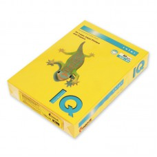 Бумага цветная IQ Color (А4, 80 г/кв.м,солнечно-желтый, 500 л) в Екатеринбурге
