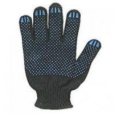 Перчатки х/б 5 нит. пл.65-67 графит