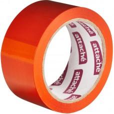 Клейкая лента 48мм*66 м плотность 45 мкм.оранжевая