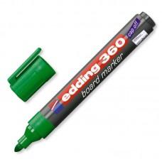 Маркер для досок Edding-360 зеленый, 1.5-3 мм