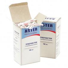 Зубочистки в индивидуальной упаковке Aster (700 шт.)