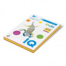 Бумага цветная IQ Color Neon (A4, 80 г/кв.м, 4 цвета по 50 лист., 200 листов)
